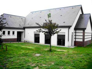Salle de Betteville - Vue extérieure