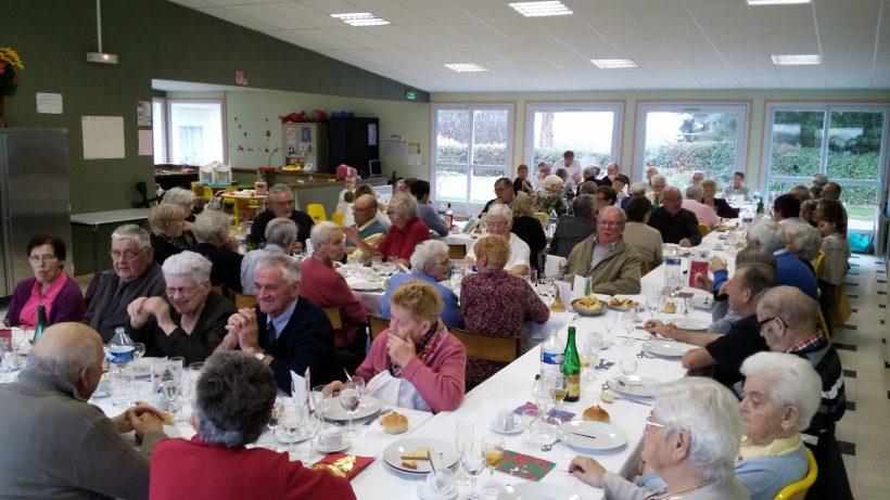 Repas des Aînés 2016 - Commune déléguée de Fréville