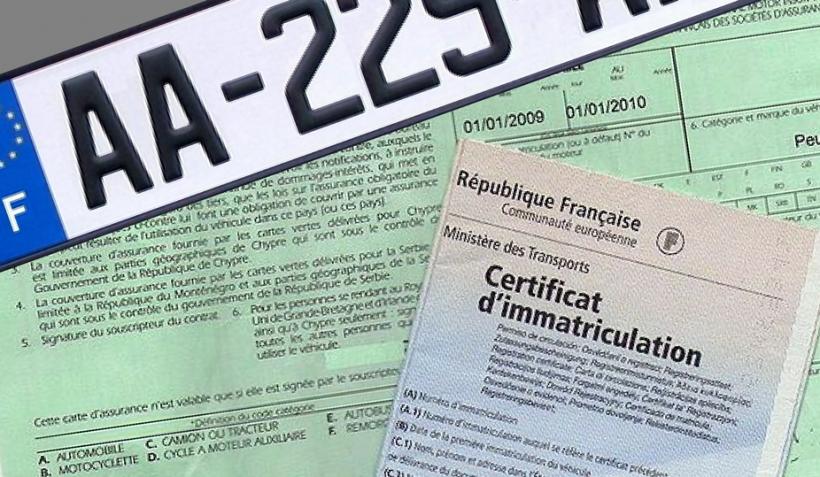 Cartes grises - Adresses