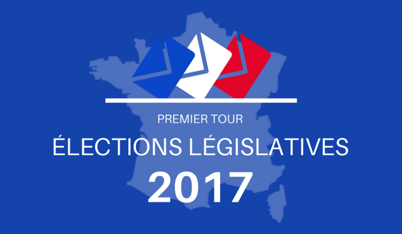 Élections Législatives 2017 - Premier tour