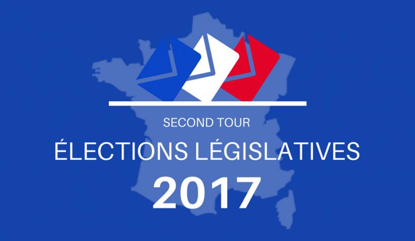 Élections législatives 2017 - Second tour