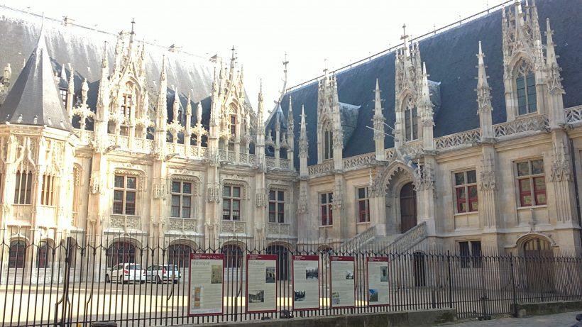 Tirage au sort des jurés d'assises - Palais de Justice de Rouen
