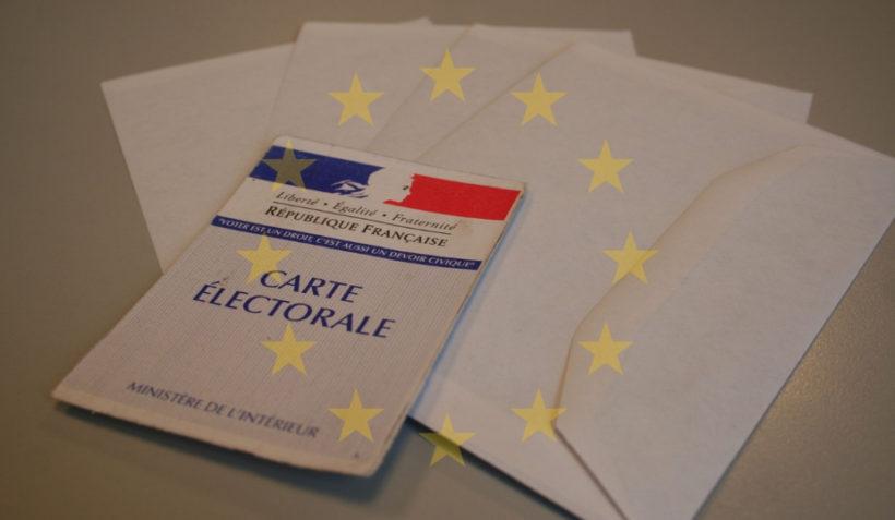 Élections européennes 2019 - Inscription REU