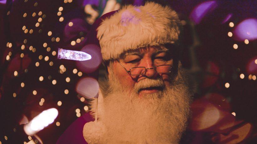 Fin d'année : Père Noël