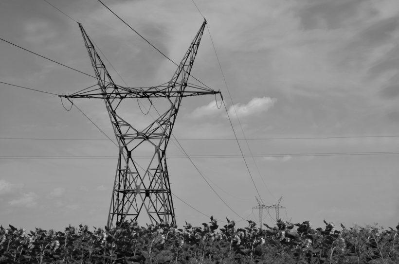 Travaux sur le réseau de distribution d'électricité