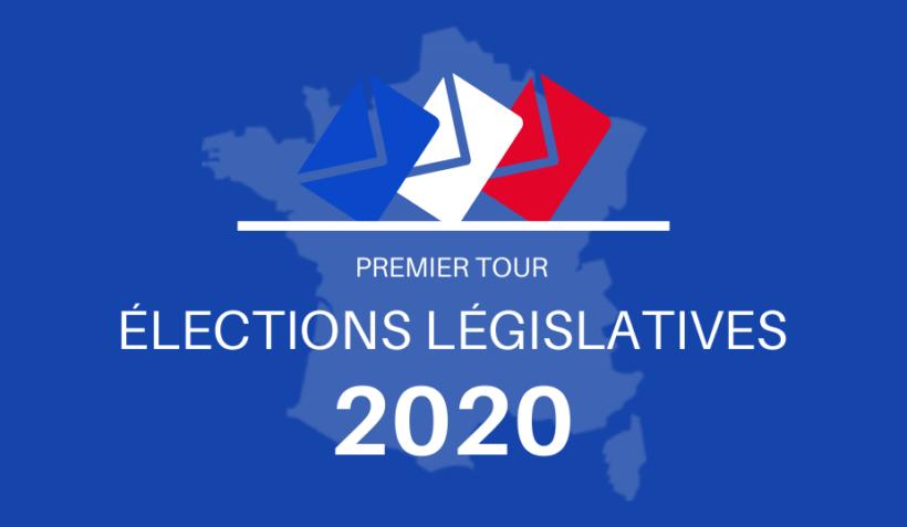 Élections Législatives 2020 - Premier tour
