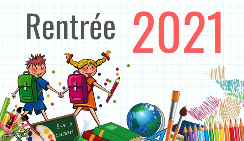 Inscriptions scolaires pour la rentrée 2021